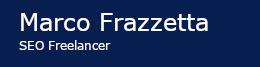 SEO Freelancer München - Marco Frazzetta